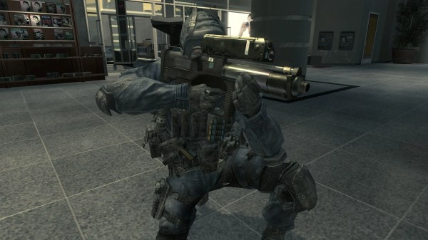 Image - SAS Soldier XM25 MW3.jpg - The Call of Duty Wiki ...