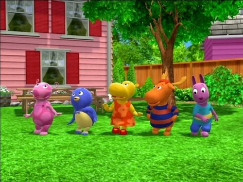 Mission To Mars/Images - The Backyardigans Wiki