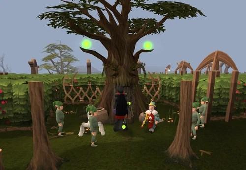 Tree Gnome Village Quest RuneScape Wiki Wikia