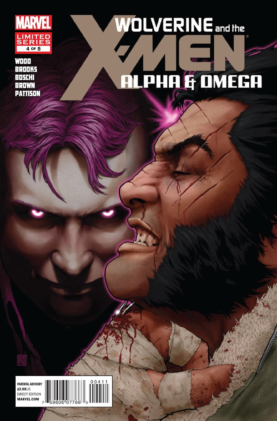 Wolverine And The X Men Alpha Amp Omega Vol 1 4 Marvel