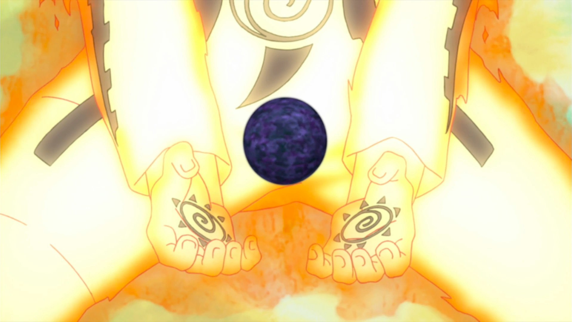 Naruto Shippuden Nine Tailed Fox Mode Rasengan – HD ...