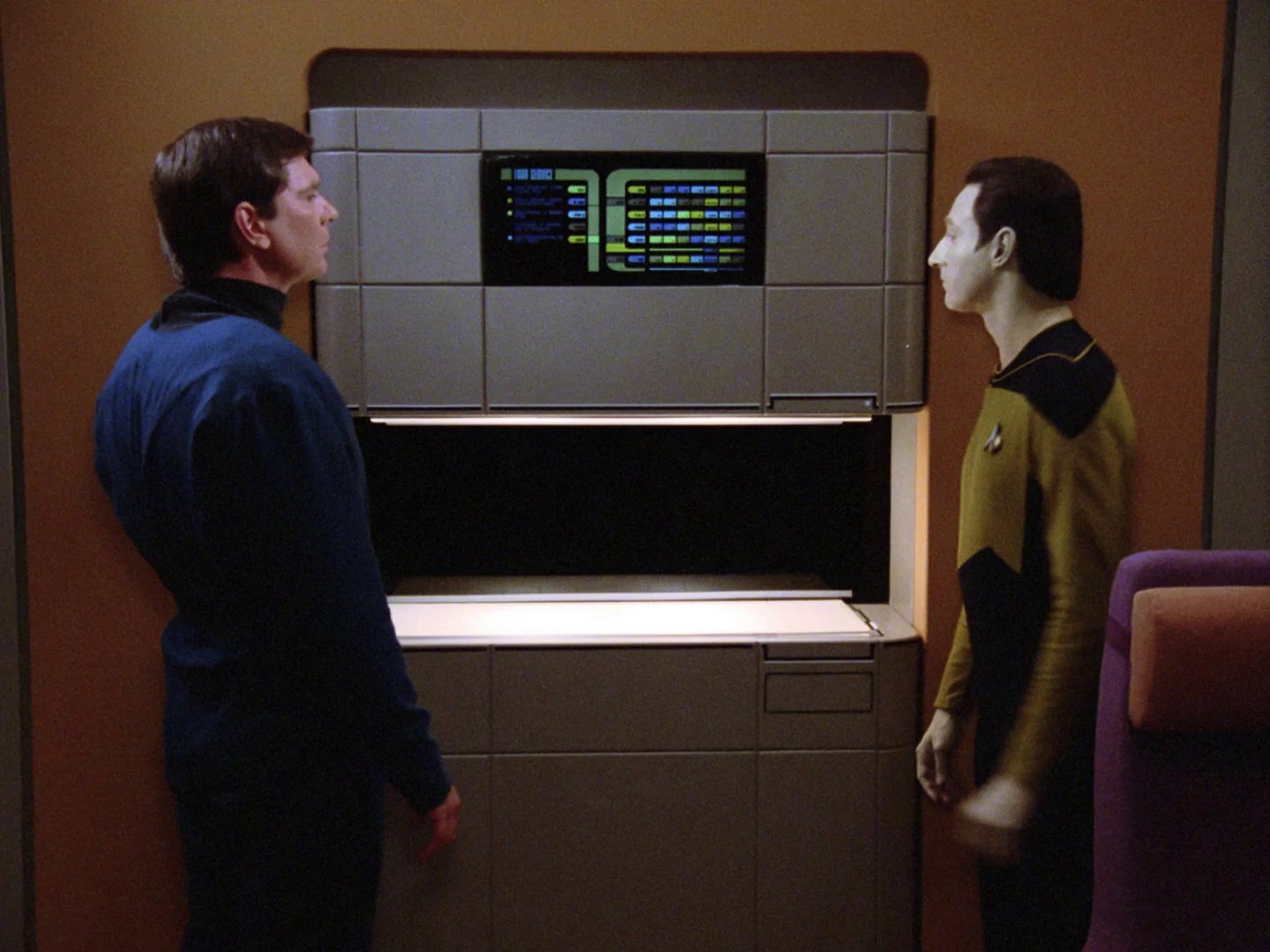 3D printing, or rapid prototyping, moves out of scifi and into reality.