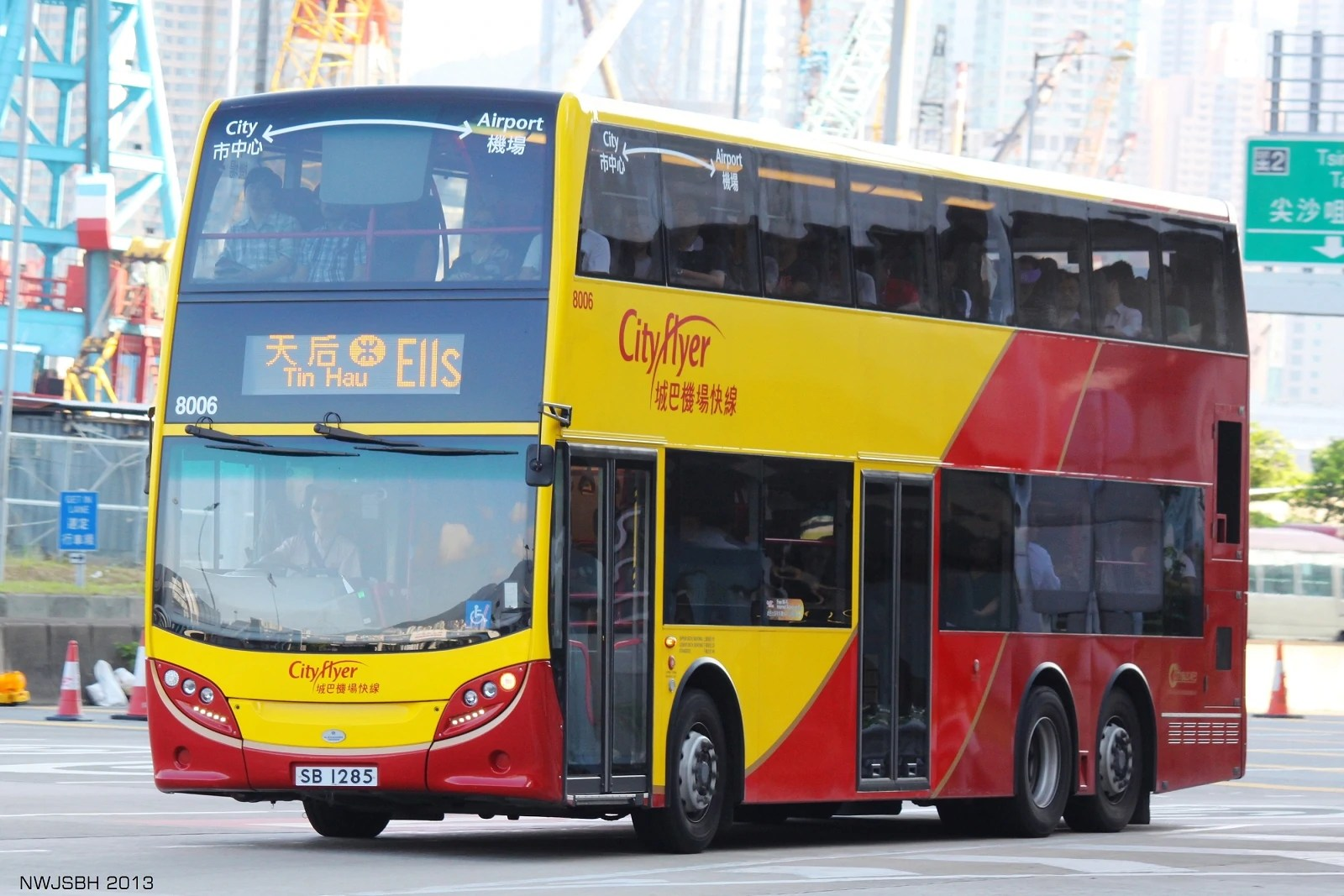 Smrt S New Double Deck Buses Public Transport Sg