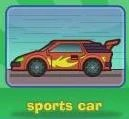 Fav kind of car sports car
