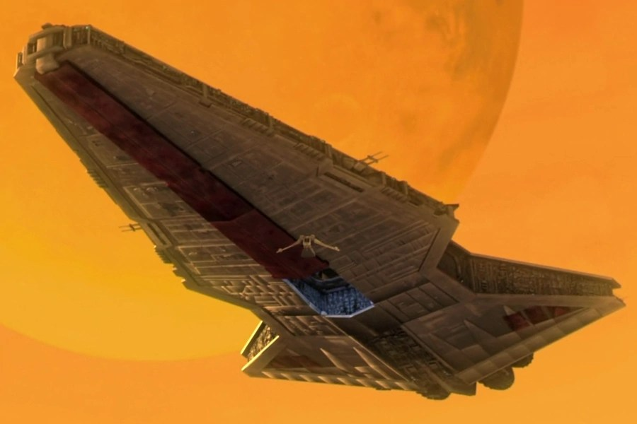 Star Destroyer Classe Venator Javapedia Wikia