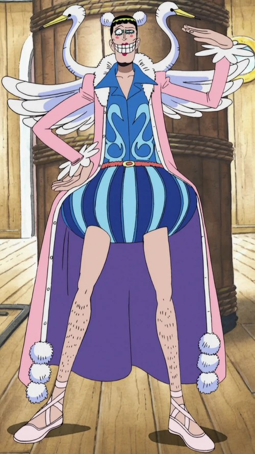Bentham The One Piece Wiki Manga Anime Pirates