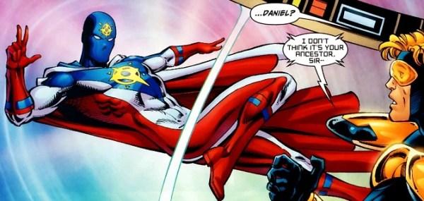 Jonar Jon Carter (New Earth) - DC Comics Database