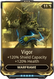 Vigor WARFRAME Wiki