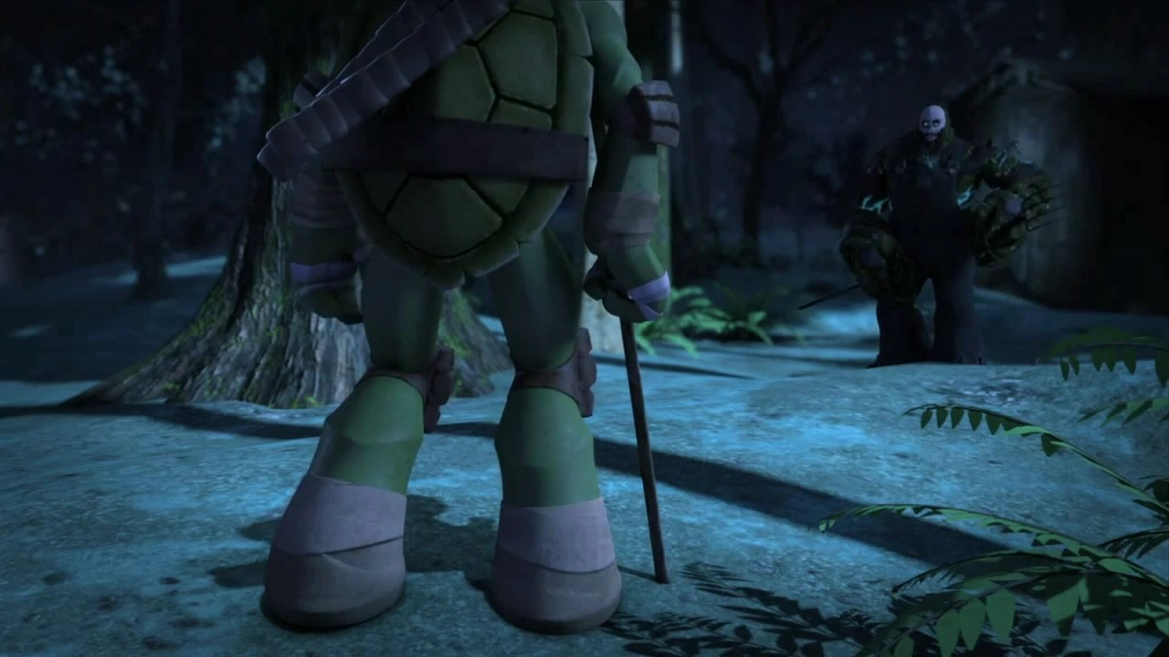 Within The Woods TMNTPedia