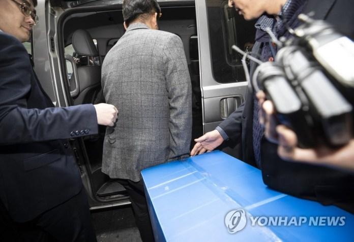 '승리 성접대 의혹' 클럽 아레나 압색 종료