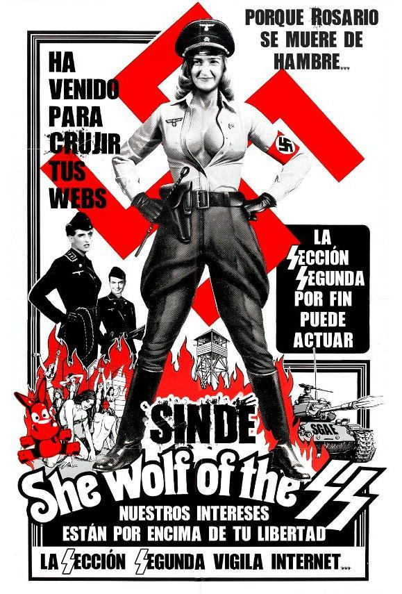 She Wolf of the SS