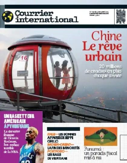 Courrier International N°1170 du 04 au 10 avril 2013