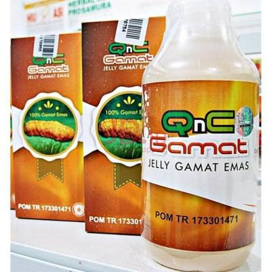 Image result for qnc jelly gamat