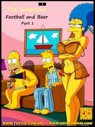 The Simpsons - Beer and Football - Chapter 1
