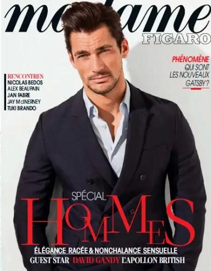 Madame Figaro du 5 au 11 Avril 2013