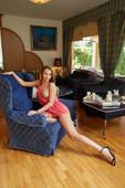 MetArt – Stella Flex – Lobby Lounge