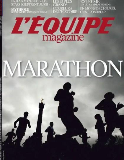 L'Equipe Magazine N°1603 - 6 Avril 2013
