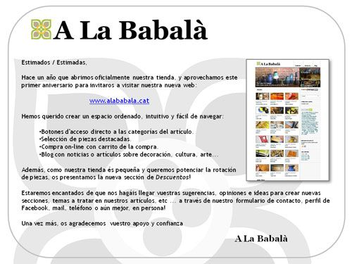 A La Babalá