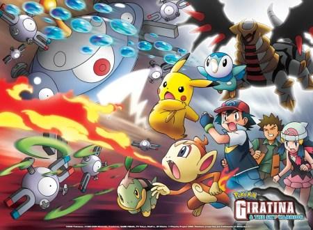 Pokémon Movie 11 - Giratina E Il Guerriero Dei Cieli (2009) BDMux 1080p MP3 - ITA