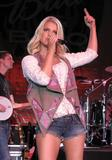 Jessica Simpson leggy as she performs for fans at Sea World in association with 'Bud & BBQ' in San ANtonio - Hot Celebs Home