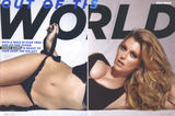 Diora Baird show off her body in skimy lingerie in Aussie FHM - Hot Celebs Home