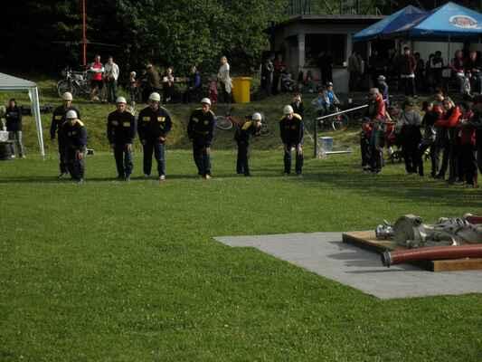Okrsková soutěž 2012 Rusava