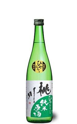 桃川 純米原酒ひやおろし720ml