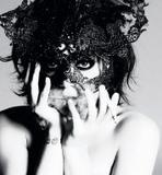 Lily Allen topless in Harper's Bazzar Russia Magazine (January 2010) (MQ) - Hot Celebs Home