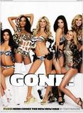 Victoria's Secret Girls Gone Wild posing in lingerie in GQ magazine UK - Hot Celebs Home