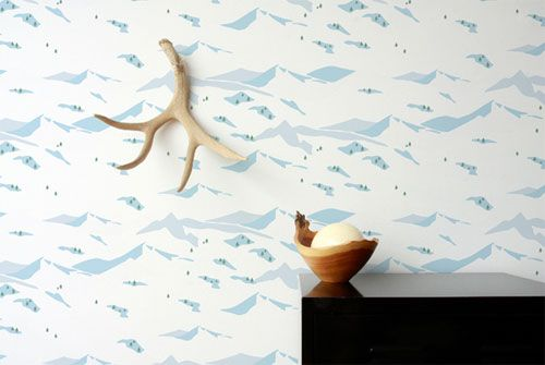 Aimée Wilder, papel de pared
