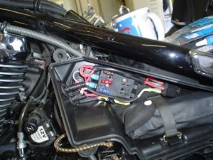 Installed an Accessory Fuse Block  Page 5  Suzuki Volusia Forums : Intruder Volusia and