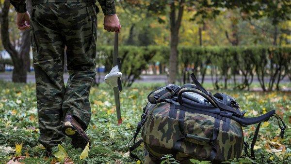 """Тестирование модели беспилотника """"Искатель"""" для ВДВ"""