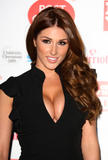 Lucy Pinder shows big cleavage at Children's Champions 2009 in London - Hot Celebs Home