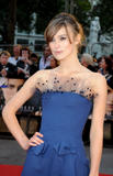 Keira Knightley At The Duchess World Premiere Pictures