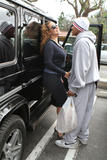 Mariah Carey cleavagy and showing ass in ithgt pants in Bel Air - Hot Celebs Home