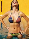 Adriana Lima show off her body in bikini for new issue of Victoria's Secret Swimwear Catalog - Hot Celebs Home