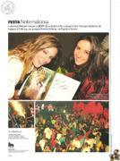 Kamilla Covas y Rachel Gutvilen Revista Sexy Noviembre 2012