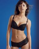 Olga Kurylenko show off her body in lingerie photoshoot - Hot Celebs Home