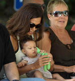 Halle Berry and her baby pictures