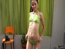 TBF Video 082 Christina In Green Video