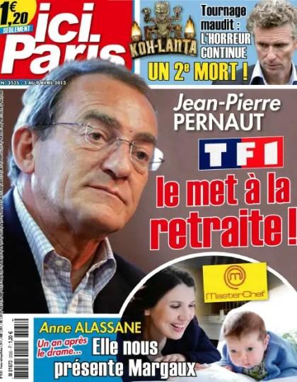 Ici Paris N°3535 du 03 au 09 avril 2013
