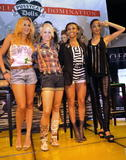 Nicole Scherzinger & Pussycat Dolls at press conference in Manila - Hot Celebs Home