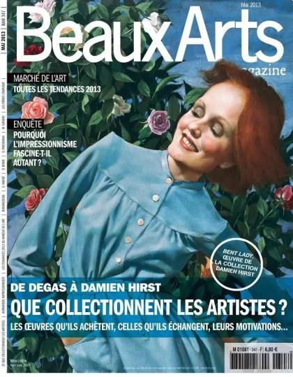 Beaux Arts N°347 Mai 2013