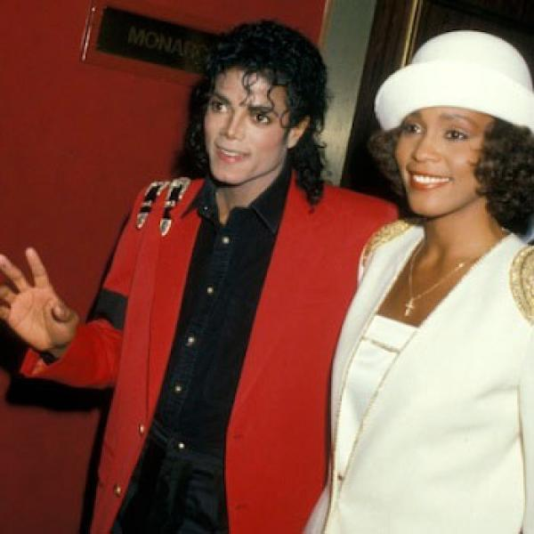 noticias Amor secreto: Whitney y el hermano de Michael Jackson