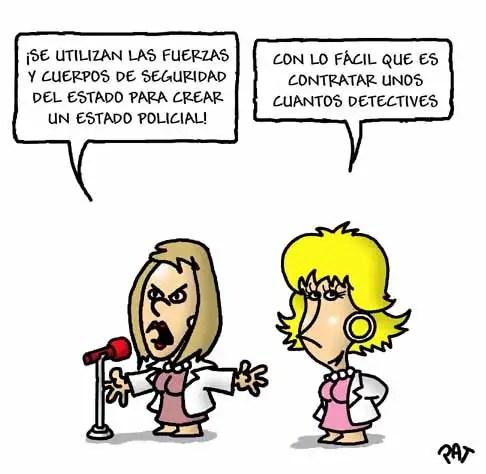 cospedalaguirre - Quién está dañando a España
