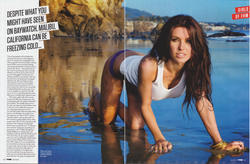 Audrina Patridge in bikini show off her body in FHM UK magazine - Hot Celebs Home