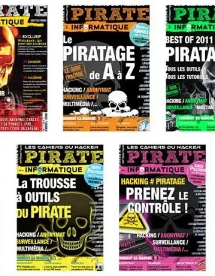 Pirate Informatique N°5 à 15