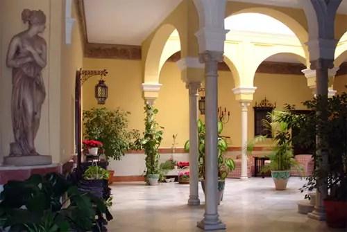 Valentín de Madariaga. Arquitectura