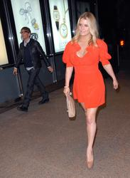 Jessica Simpson leaving The Ritz Carlton in New York - Hot Celebs Home