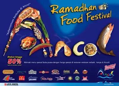 ramadhan food festival, food festival at ramadhanm ,ramadhan tazkirah